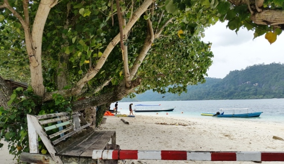 View from Pulau Pagang - 02