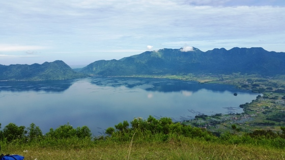 View from Puncak Lawang